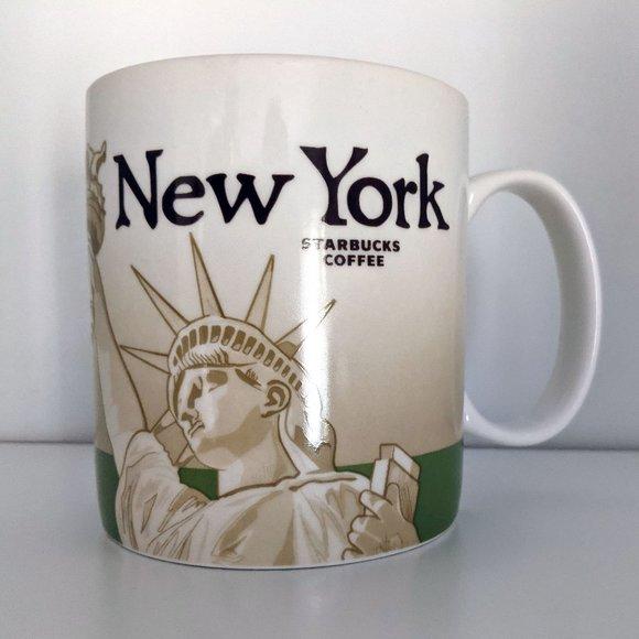 Starbucks Collector Series Mug New York City